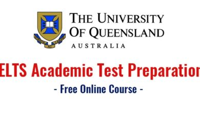 IELTS Academic Test Preparation – The University of Queensland