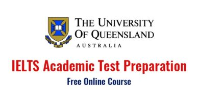 IELTS Academic Test Preparation University of Queensland