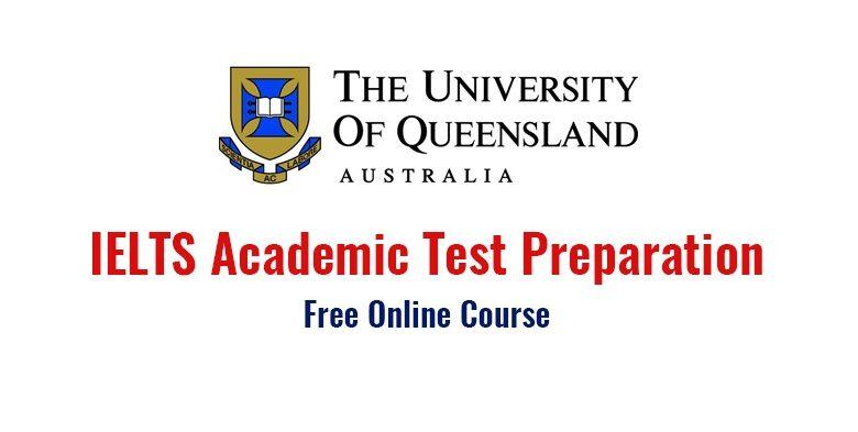 IELTS Academic Test Preparation University of Queensland