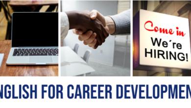 English for Career Development – US Embassy