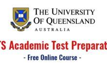 IELTS Academic Test Preparation – The University of Queensland