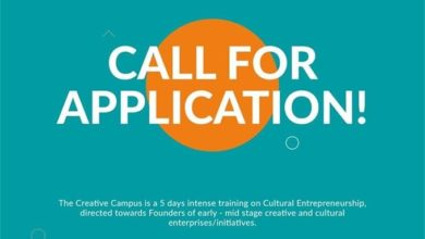 Creative Campus April 2020 Application Friedrich-Ebert-Stiftung in Strengthening citizens of Sudan program