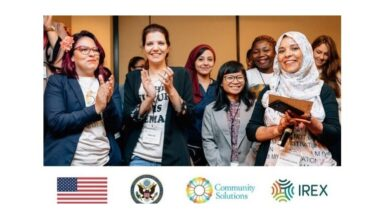 Community Solutions Program USA